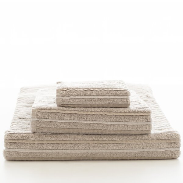 East Hampton 100% Cotton Washcloth by Pine Cone Hill